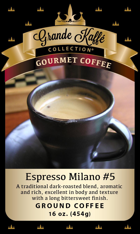 Espresso Milano 5