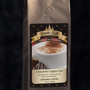 chocolate cappucino