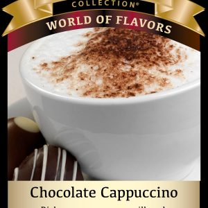 Chocolate Cappucino