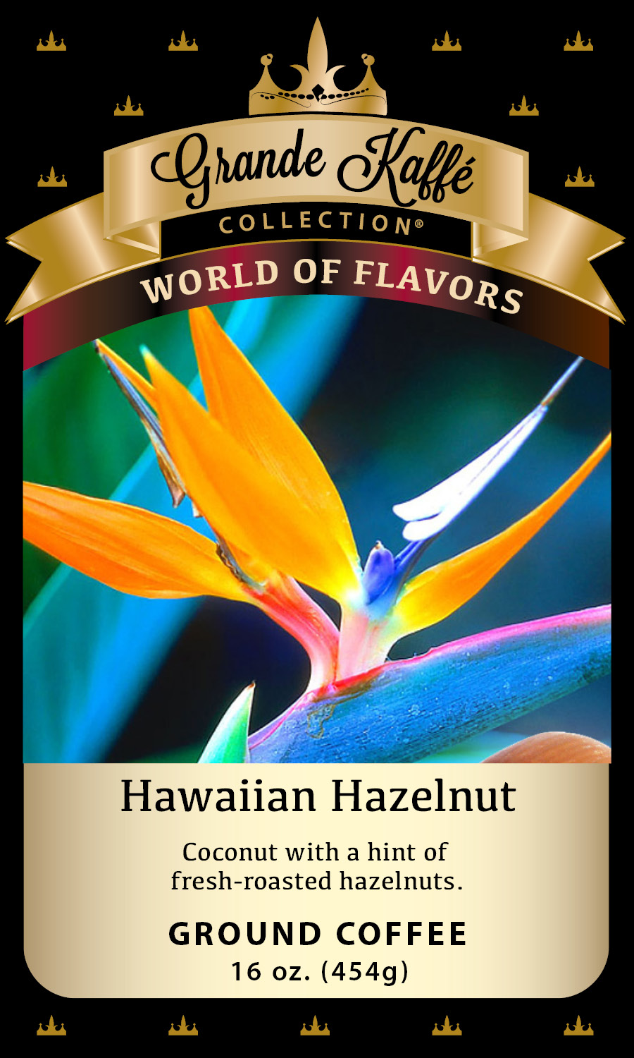 Hawaiian Hazelnut