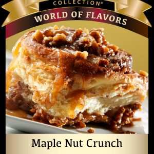 Maple Nut Crunch
