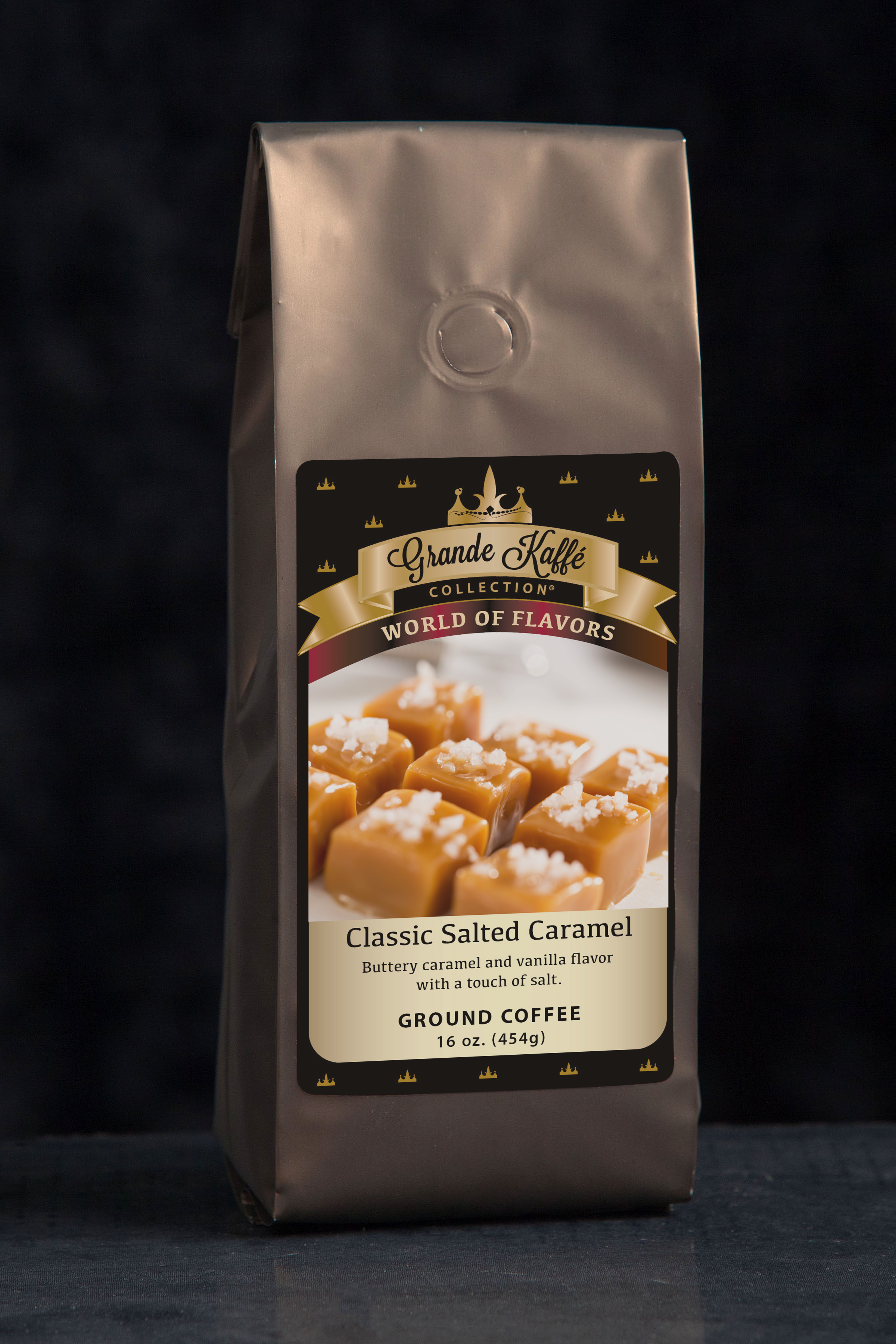 Classic Salted Caramel
