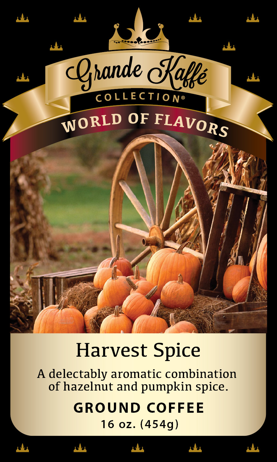 Harvest Spice Coffee
